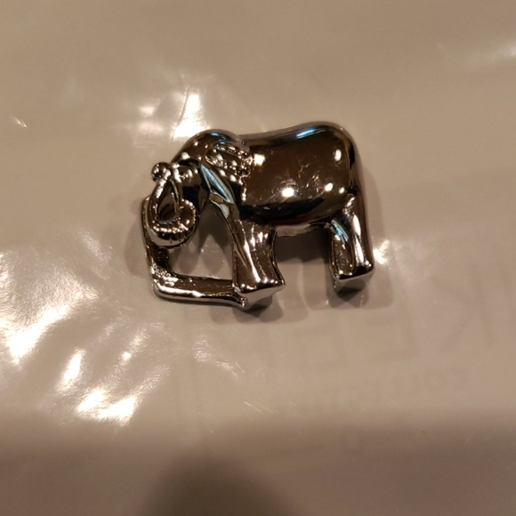 KEEP Collective Jewelry - Silver elephant charm by Keep Collective